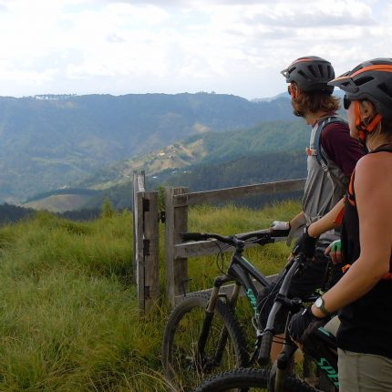 Mountain bike tours in Colombia