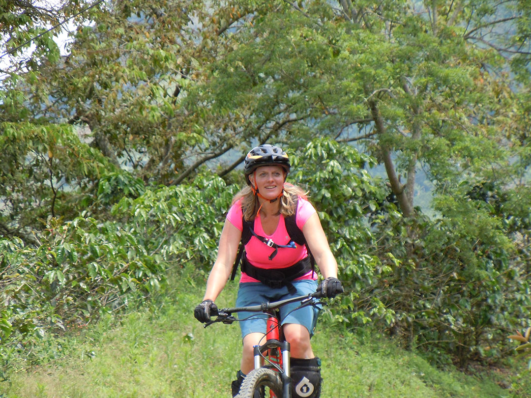 All mountain bike tours in Colombia